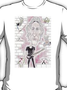 Rock Wall Caricature T-Shirt