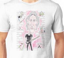 Rock Wall Caricature Unisex T-Shirt