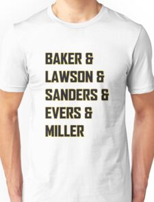 Padres Teammates from TV Show Pitch Unisex T-Shirt
