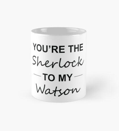 Sherlock Holmes Gift Idea Mug