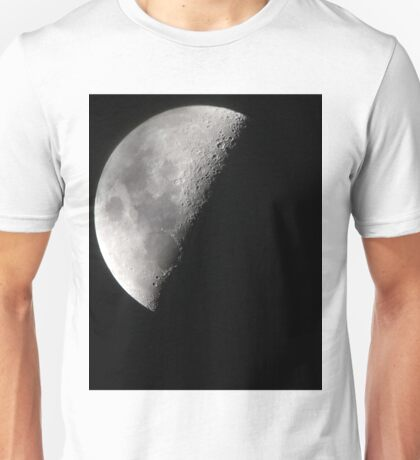 Light Side of the Moon Unisex T-Shirt