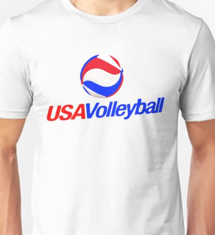 Team USA Volleyball Unisex T-Shirt