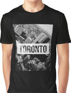 Downtown Toronto Graphic T-Shirt