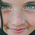 Freckle Face by Karen  Hull