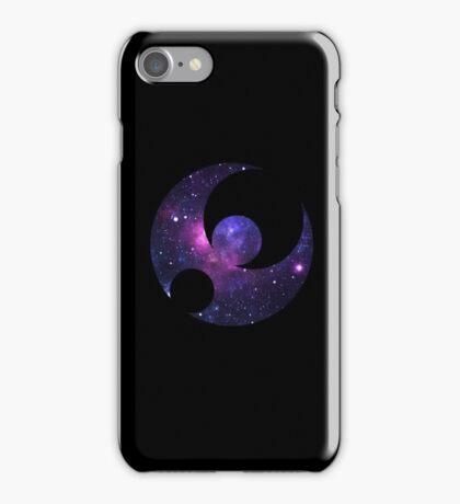Pokémon Sun and Moon - Moon Logo iPhone Case/Skin
