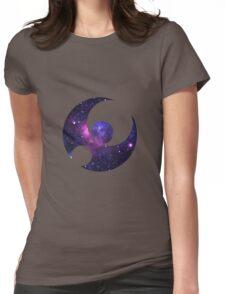 Pokémon Sun and Moon - Moon Logo Womens Fitted T-Shirt