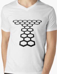 BBC Torchwood Logo Mens V-Neck T-Shirt