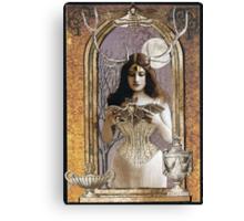 Beauty Rituals Canvas Print