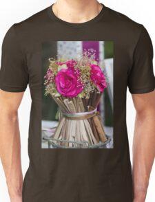 decoration with flowers Unisex T-Shirt