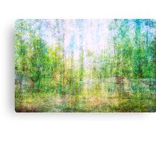 Average Forest  Canvas Print