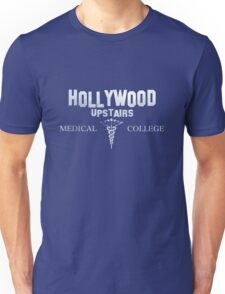 Hollywood Upstairs Medical College - The Simpsons Unisex T-Shirt