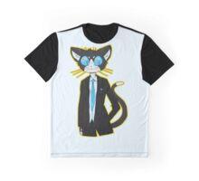 tuxedo cat! Graphic T-Shirt