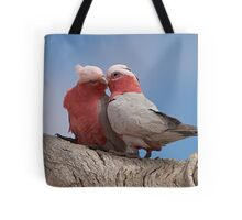 "Galahs ~ ""True Love"" Tote Bag"