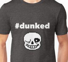#dunked Sans Unisex T-Shirt
