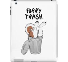 Furry Trash - Red Husky/Malamute iPad Case/Skin