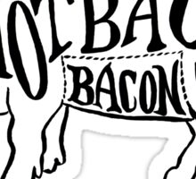 Bacon Not Bacon Sticker