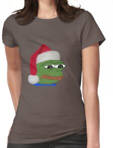 festive pepe Womens Fitted T-Shirt