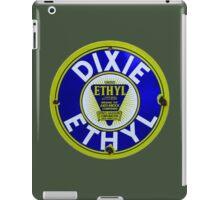 Dixie Ethyl Pump Plate iPad Case/Skin
