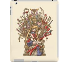 Throne of Magic - Sailor Moon iPad Case/Skin