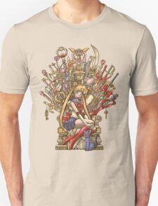 Throne of Magic - Sailor Moon T-Shirt