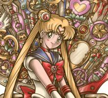 Throne of Magic - Sailor Moon Sticker