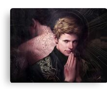 BBC Merlin: In the Name of the Father Canvas Print