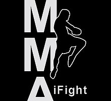 iFight MMA Case by dylantrotman