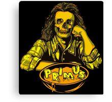 Primus - Skull Soup Canvas Print