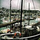 St Ives In Newlyn by PlanetPenwith
