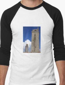 Towering Tuscany Men's Baseball ¾ T-Shirt