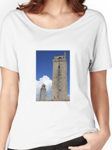 Towering Tuscany Women's Relaxed Fit T-Shirt