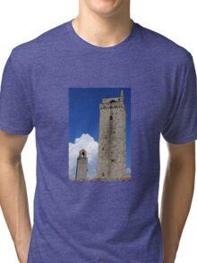 Towering Tuscany Tri-blend T-Shirt