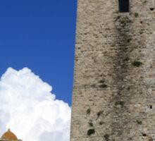 Towering Tuscany Sticker