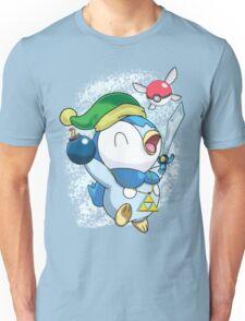 Pokemon Link Piplup Unisex T-Shirt