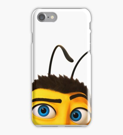 Barry B Benson's Face iPhone Case/Skin