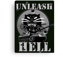 US Army Hellcat Canvas Print