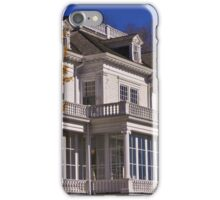 Moses H. Cone Memeorial Park on the Blue Ridge Parkway iPhone Case/Skin