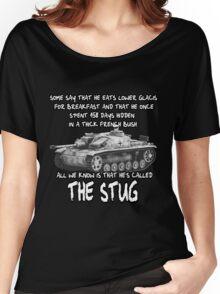 Stug WW2 tank destroyer T shirt Women's Relaxed Fit T-Shirt