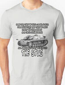Stug WW2 tank destroyer T shirt Unisex T-Shirt