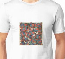 """Colored Squares #14"" Unisex T-Shirt"