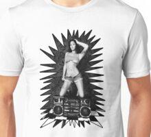 Boombox Girl Unisex T-Shirt