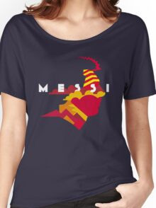 The Little Maestro - Blaugrana Women's Relaxed Fit T-Shirt