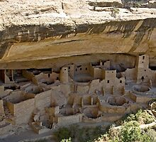 Cliff House at Mesa Verde by pjphoto181
