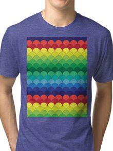 Rainbow Tri-blend T-Shirt