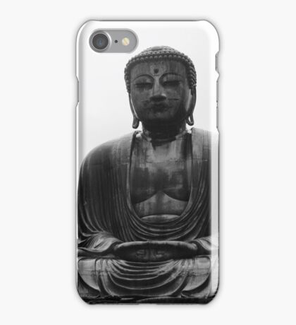 The Great Buddha iPhone Case/Skin