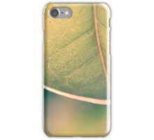 Single Leaf iPhone Case/Skin