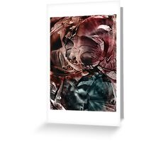 Wings of mystification Greeting Card