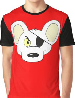 Danger Mouse - He's the greatest! Graphic T-Shirt