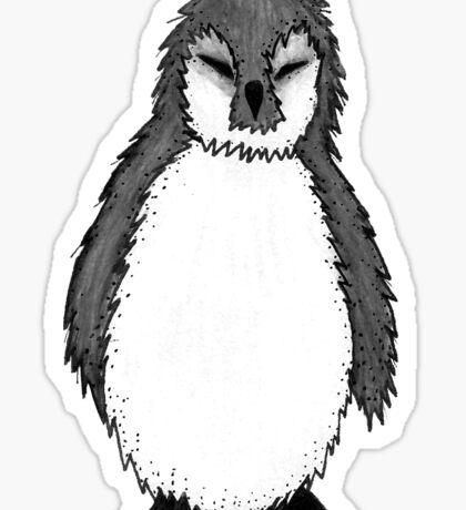 Cute Baby Penguin Sticker