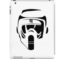 Scoutlined iPad Case/Skin